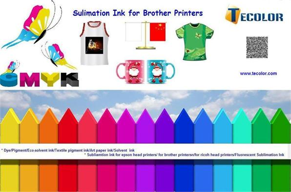 brother sublimation ink
